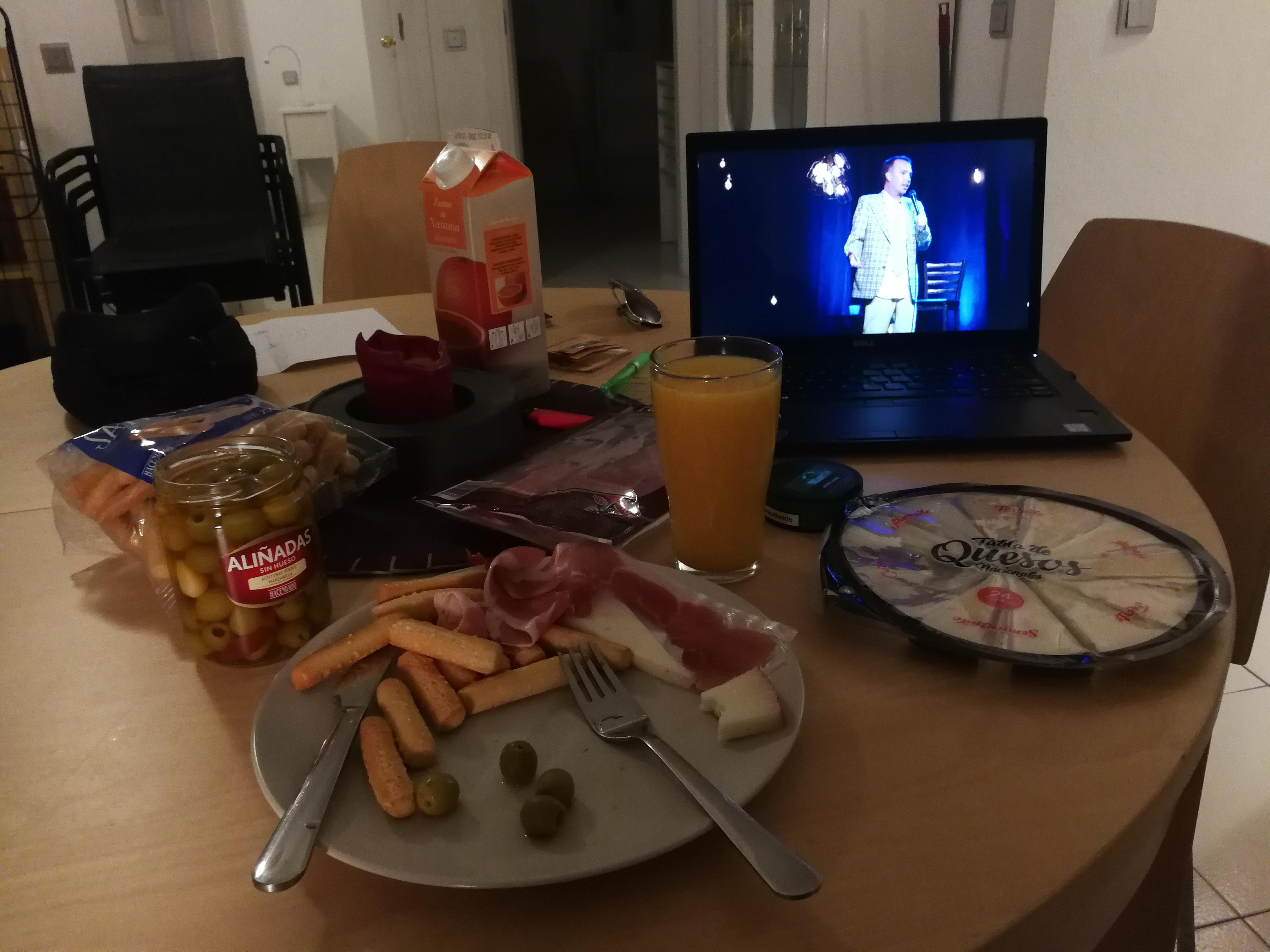 lunch ryska litet bröst i stockholm
