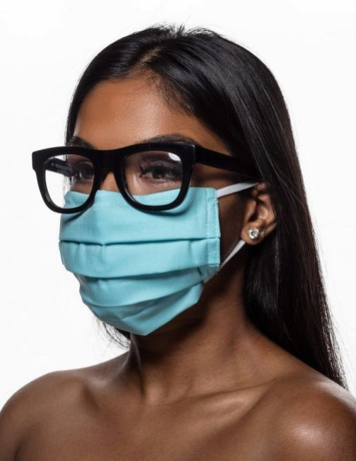 STYLECASTER | Face Masks for Glasses