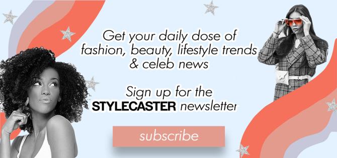 StyleCaster newsletter