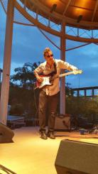 Rockin' the Rails Concert Series - Covington, LA April 9, 2015