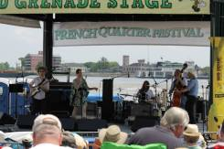 French Quarter Festival - New Orleans, LA April 10, 2015