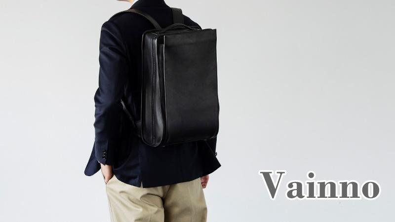 土屋鞄製造所_Vainno(ヴァイノ)