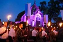 14 - Großer Zapfenstreich vor der St. Anna Kapelle