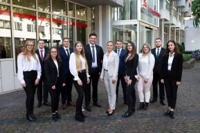 Azubis KSK 2019 aus OBK Foto KSK - Kreissparkasse Köln begrüßt 44 neue Azubis im Rhein-Sieg-Kreis