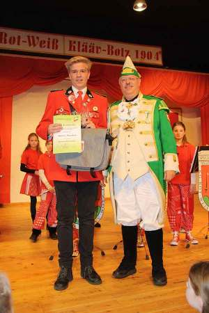 IMG 4763 - Ehren- und Ordenstag der KG Rot-Weiß Klääv-Botz