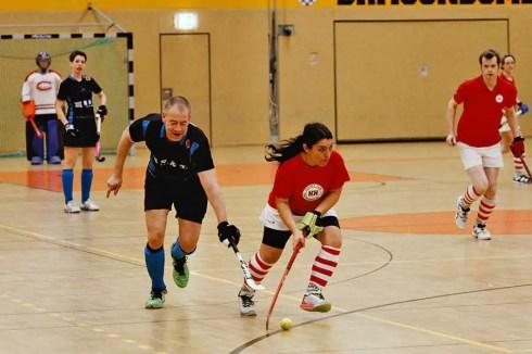 """Elternhockeyturnier 2020 10 - 4. HCH-Elternhockeyturnier: """"Das beste ever"""""""