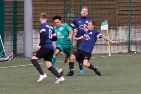 HFV2 Hertha Rheidt2 6 - HFV 2 besiegte Hertha Rheidt 2 in der letzten Spielminute
