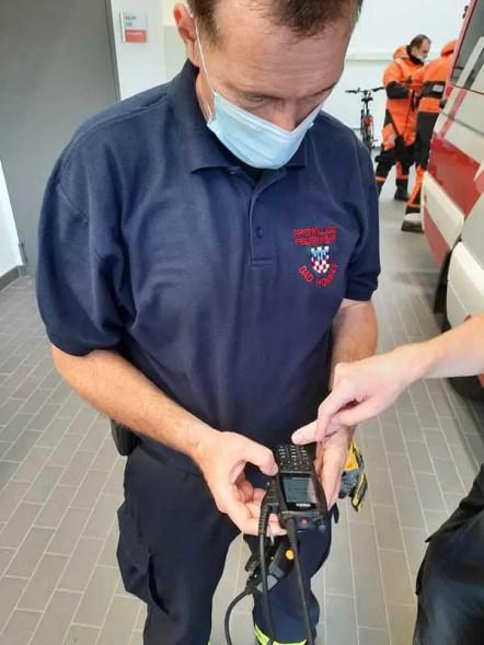Digitalfunk - Wasserrettung der Feuerwehr garantiert Sicherheit an und auf dem Rhein