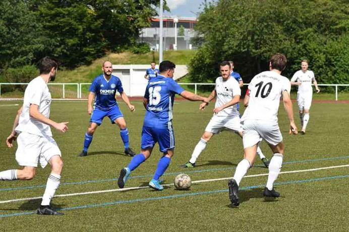 Windeck gegen Wallmenroth Scheuerfeld 5