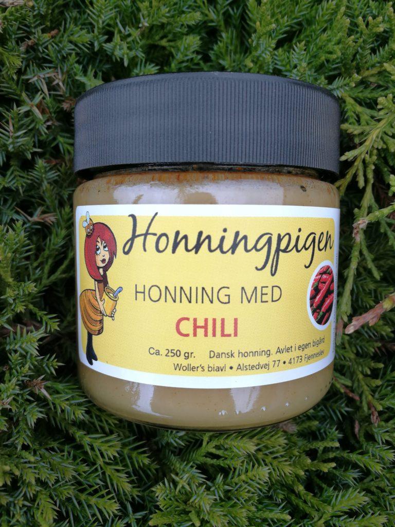 Honning med chili