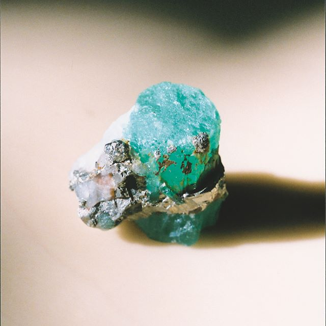 What is art for you? •Rough emerald photo by Ishiuchi Miyako •Giacometti@ Guggenheim Museum •Longest rough emerald from Chivor mine, Columbia.