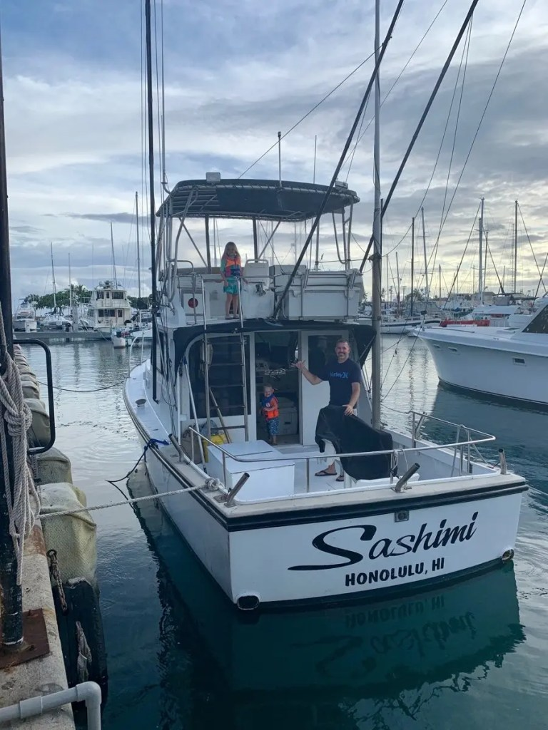 Full Day Sportfishing Honolulu