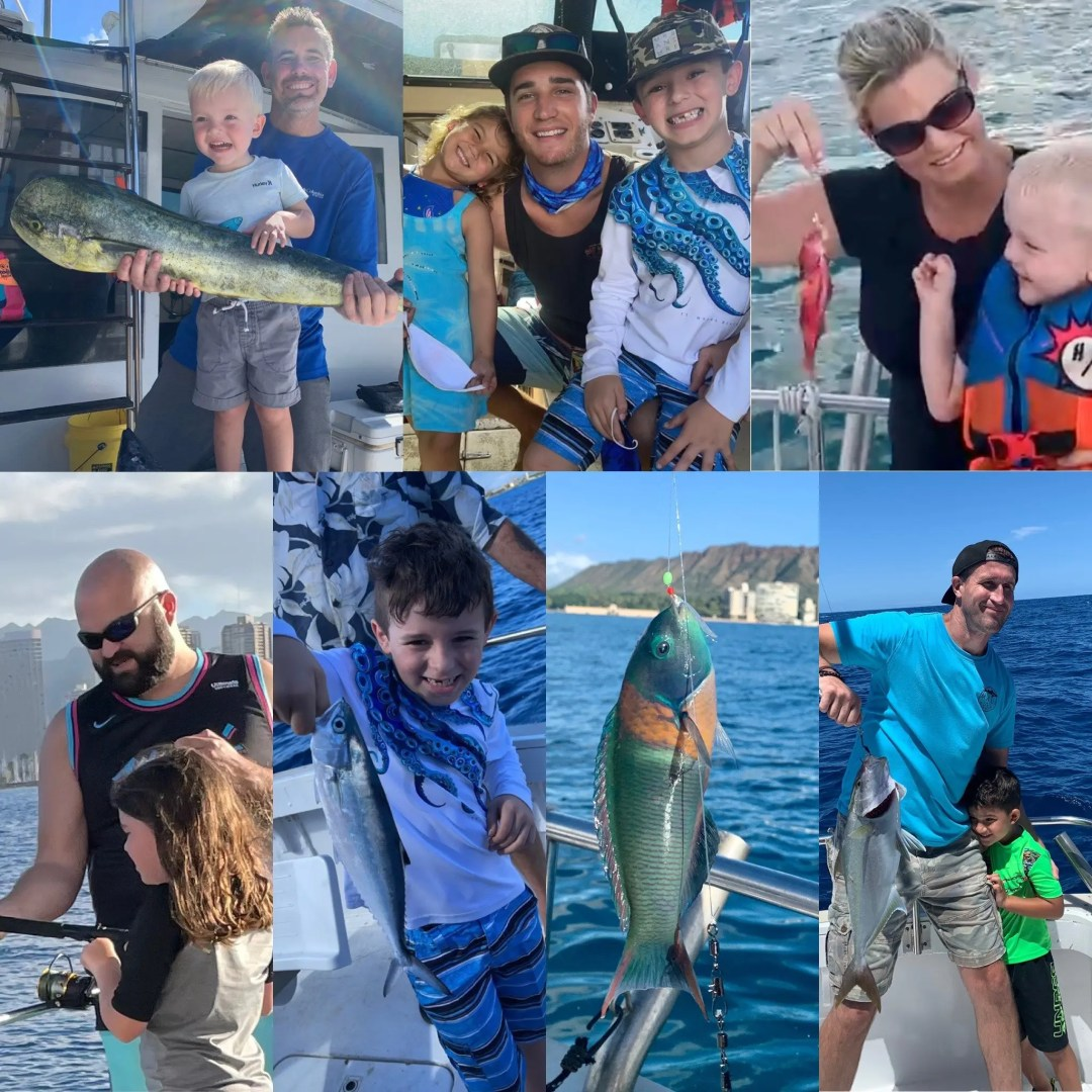 Waikiki Bottom Fishing Charters
