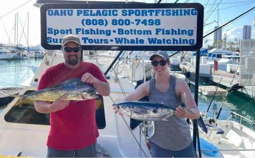 Bottom Fishing In Honolulu