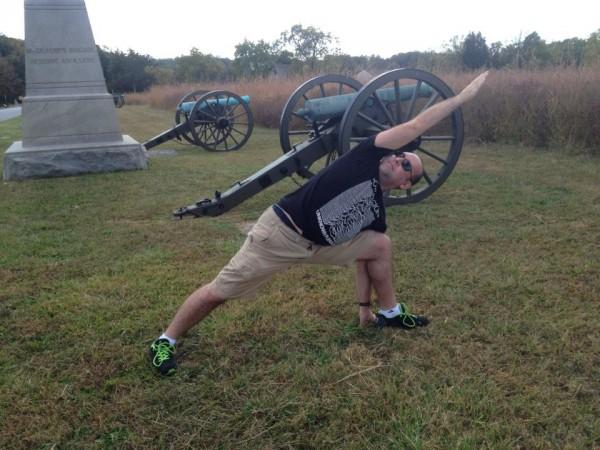 Gettysburg U. Parsvakonasna