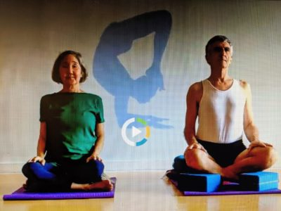 Basic Neck And Shoulder Relief Class Online Now Iyengar Yoga Honolulu
