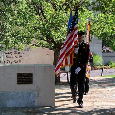 Oklahoma City National Memorial & Museum Honor Walk