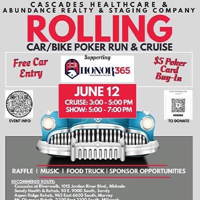 Rolling Car Cruise/Poker Run