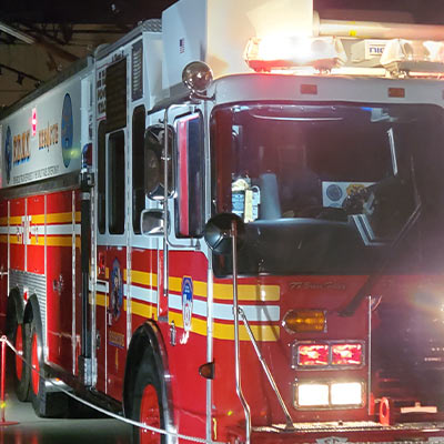 Hall of Flame Phoenix, AZ Honor Walk