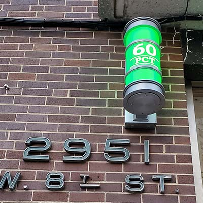 NYPD 60 pct Station 2951 Connect & Honor