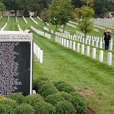Arlington National Cemetery/ The Pentagon Connect & Honor
