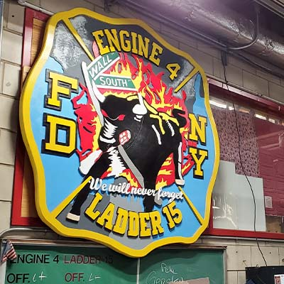 FDNY Engine 4 / Ladder 15 Connect & Honor