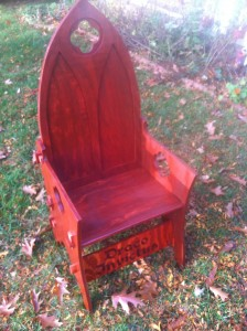 wood camp chair cover rentals albany ga gothic wooden breakdown version 2 woodworking our new