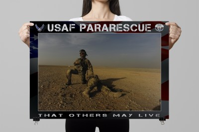 Pararescue Posters