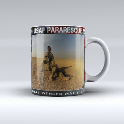 Pararescue Coffee Mugs