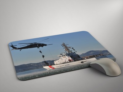 Coast Guard Mouse Pads