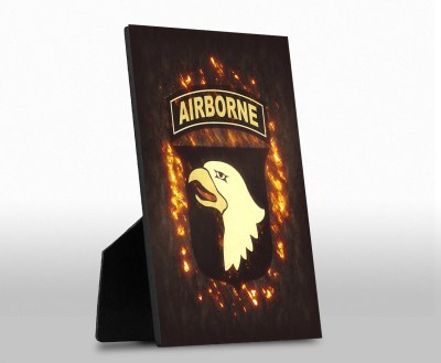 Army Airborne Desktop Photo Panels