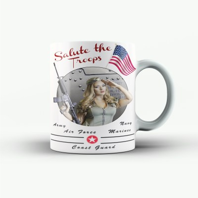 Pinup Girl Mugs