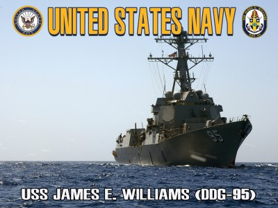 USS James E. Williams