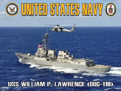 USS William P. Lawrence