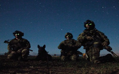 The 75th Ranger Regiment