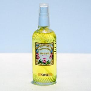 Eau de Cologne Citron