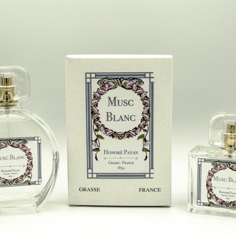 Gamme Luxe-Musc-Blanc-Honoré Payan