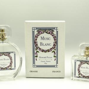 Parfum Luxe Musc blanc