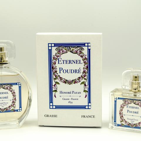 Gamme Luxe-Eternel-Poudré-Honoré Payan