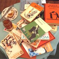 2016 Mini Reading Challenge: include a book by P.G. Wodehouse