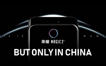 honor Magic 2 offiziell nicht nach Deutschland / Europa