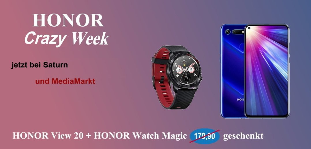 HONOR Crazy Week