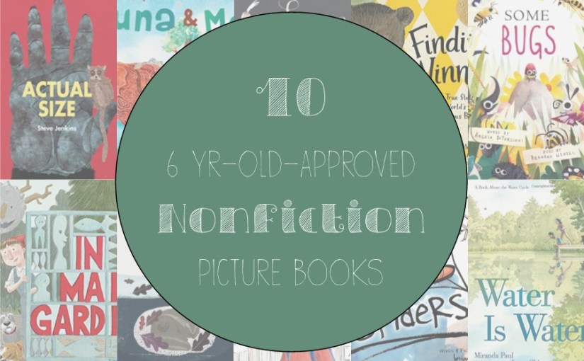 Hunting For Good Nonfiction Picture Books (10 Ideas) #TeacherMom
