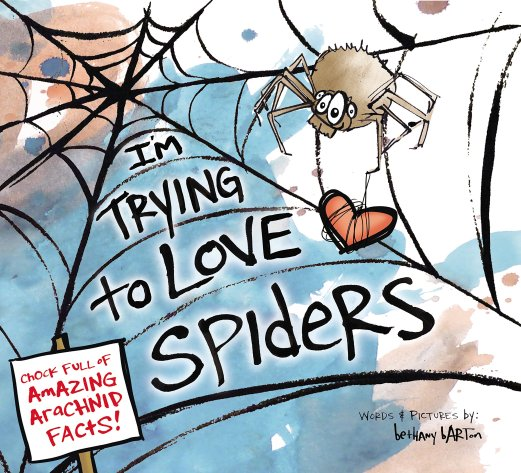 im-trying-to-love-spiders