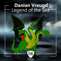 Danian Vreugd - Legend Of the sea