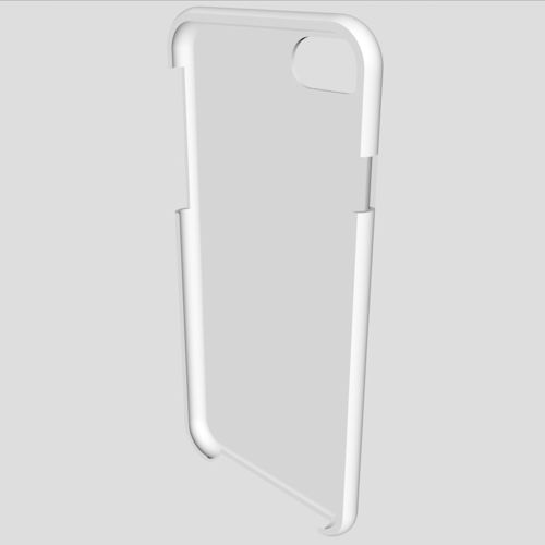 プラチナで作るiPhoneケース