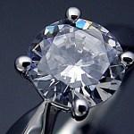1カラットのダイヤモンドはお店で結構見るけど、本当に希少なのか?