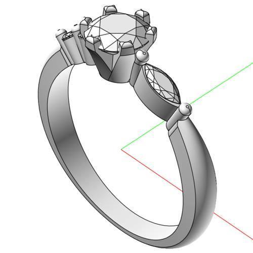 指輪のデザインってどうやって考えるか?
