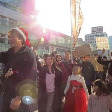 気候マーチ in 東京『全国から集った人達の物語』