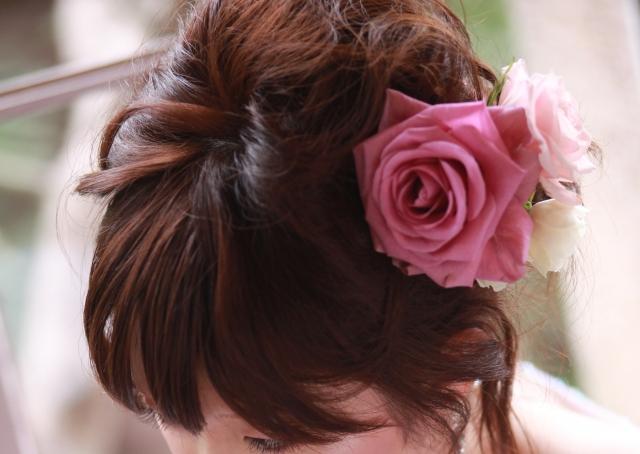 結婚式の髪型 高校生は?セルフそれとも美容院?不器用でもできるアレンジも!